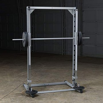 BODY-SOLID PSM-144 Powerline-Serie Multipresse Kraftstation Trainingsstation Fitness-Station Smith Machine - 6