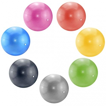 ATC Handels GmbH Soft Pilates & Yoga Ball lindgrün - 3