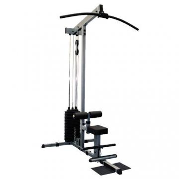 Body-Solid Latzug und Ruderzug mit 95kg oder 130kg Steckgewichten (95kg Steckgewichte) - 2