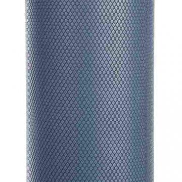Faszien-Rolle extra-lang, 96,5 cm, Pilates-Rolle XL, Ø 15 cm, silber-grau/anthrazit, professionelles Standard-Trainingsgerät für Faszien-Training, Fitness und zur Selbstmassage - 2