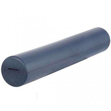 Faszien-Rolle extra-lang, 96,5 cm, Pilates-Rolle XL, Ø 15 cm, silber-grau/anthrazit, professionelles Standard-Trainingsgerät für Faszien-Training, Fitness und zur Selbstmassage - 1