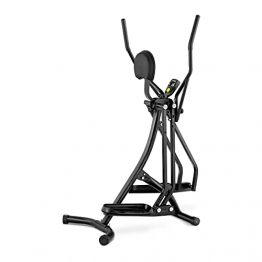 Gymrex GR-MG33 Crosstrainer für Zuhause Hometrainer bis 120 kg Heimtrainer - 1