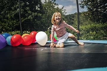 HUDORA Fantastic Complete Trampolin/Gartentrampolin, mit Sicherheitsnetz, 300 cm, 65734 - 6