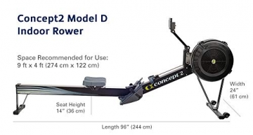 Rudergerät Concept2 Indoor Rower 2711 - 5