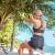 Schlingentrainer Komplettset mit Functional Training Buch | Premium Sling und Sling mit Umlenkrolle | abnehmbare Griffe | inkl. Türanker und Befestigungsschlaufe | Made in Germany (Ohne Spacer) - 4