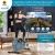skandika Crosstrainer für Zuhause Hjemme | Heimtrainer mit 18 kg Schwungmasse, 20 Programmen, Körperfettmessung, Tablet Halterung, USB-Ladefunktion, Pulsmessung, App-Kompatibel mit z.B. Kinomap - 4
