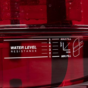 SportPlus Wasserrudergerät für zuhause - Rudergerät mit 6-fach regulierbarem & realistischem Wasserwiderstand, hochwertiger Trainingscomputer mit Rennsimulator, bis 130kg, TÜV geprüfte Sicherheit - 7