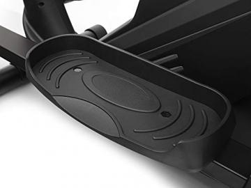 Zipro Heat mit iConsole+ Crosstrainer Ellipsometer, schwarz, 6299207 - 11