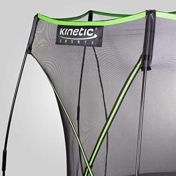 Kinetic Sports Gartentrampolin TBSE1000, 305 cm, grün - 4