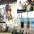 AILUKI Schlingentrainer Sling Trainer Set mit Türanker Resistance Strap Kit Einstellbar Fitnessgurte Zuhause Suspension Widerstandstrainer Trainingsgurte Geeignet für das Training im Innen und Außen - 4