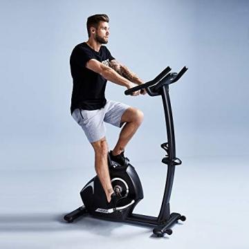 MAXXUS Ergometer Bike 4.2 - APP-Steuerung über Bluetooth, 16 Widerstandsstufen, Fitnessbike bis 160 kg hoch belastbar - 4
