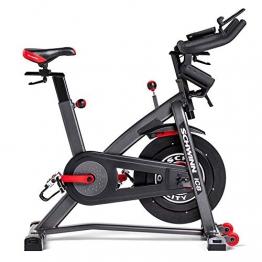 Schwinn Speedbike IC8 mit Bluetooth Indoor Cycle mit Magnetwiderstand, 100-fache Widerstandseinstellung mit Digitalanzeige, Zwift App. kompatibel, SPD-Klickpedale, max. Benutzergewicht 150 kg - 1