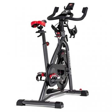 Schwinn Speedbike IC8 mit Bluetooth Indoor Cycle mit Magnetwiderstand, 100-fache Widerstandseinstellung mit Digitalanzeige, Zwift App. kompatibel, SPD-Klickpedale, max. Benutzergewicht 150 kg - 5